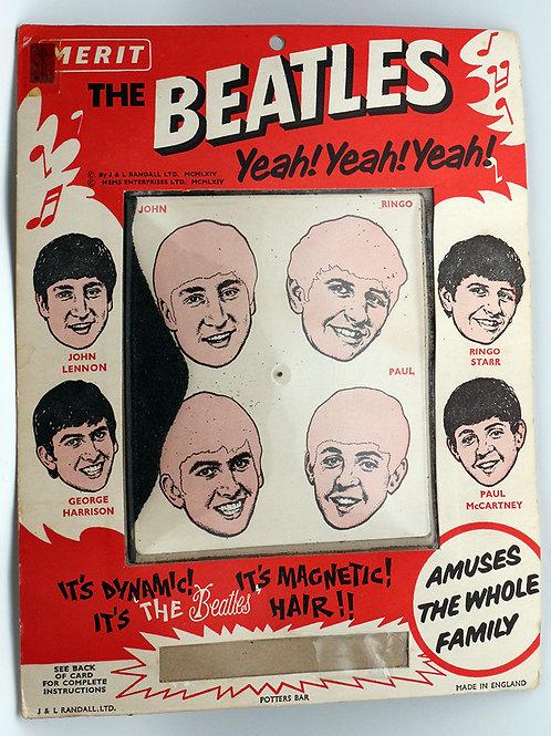 Merit Beatles magnetic hair game