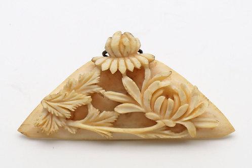 Ivory pendant