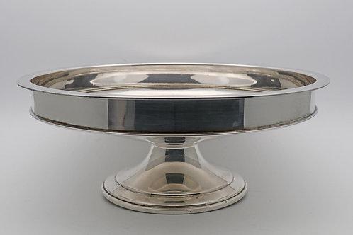 Vintage Italian silver centrepiece bowl