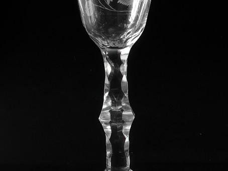 English Drinking Glasses