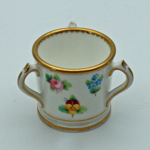 Miniature Mintons loving cup