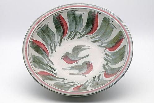 Aldermaston pottery, Alan Caiger-Smith bowl