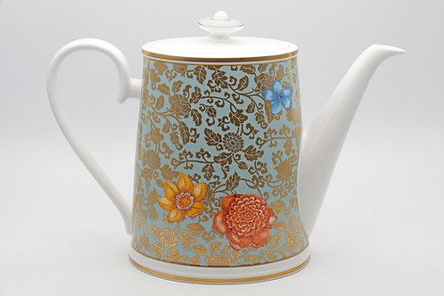 Rare Villeroy and Boch coffee pot in 'Aureus'