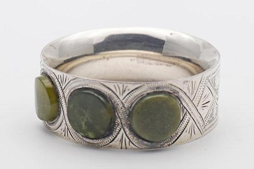 Art Nouveau napkin ring