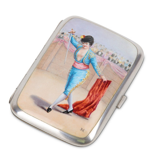 Matador cigarette case