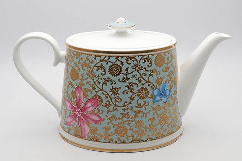 Rare Villeroy and Boch tea pot in 'Aureus'