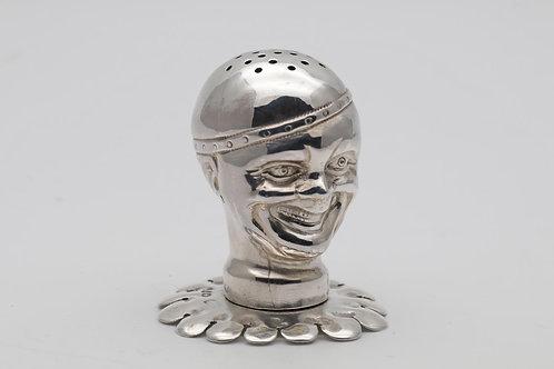 Rare Victorian silver novelty
