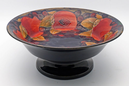 Moorcroft pomegranate bowl