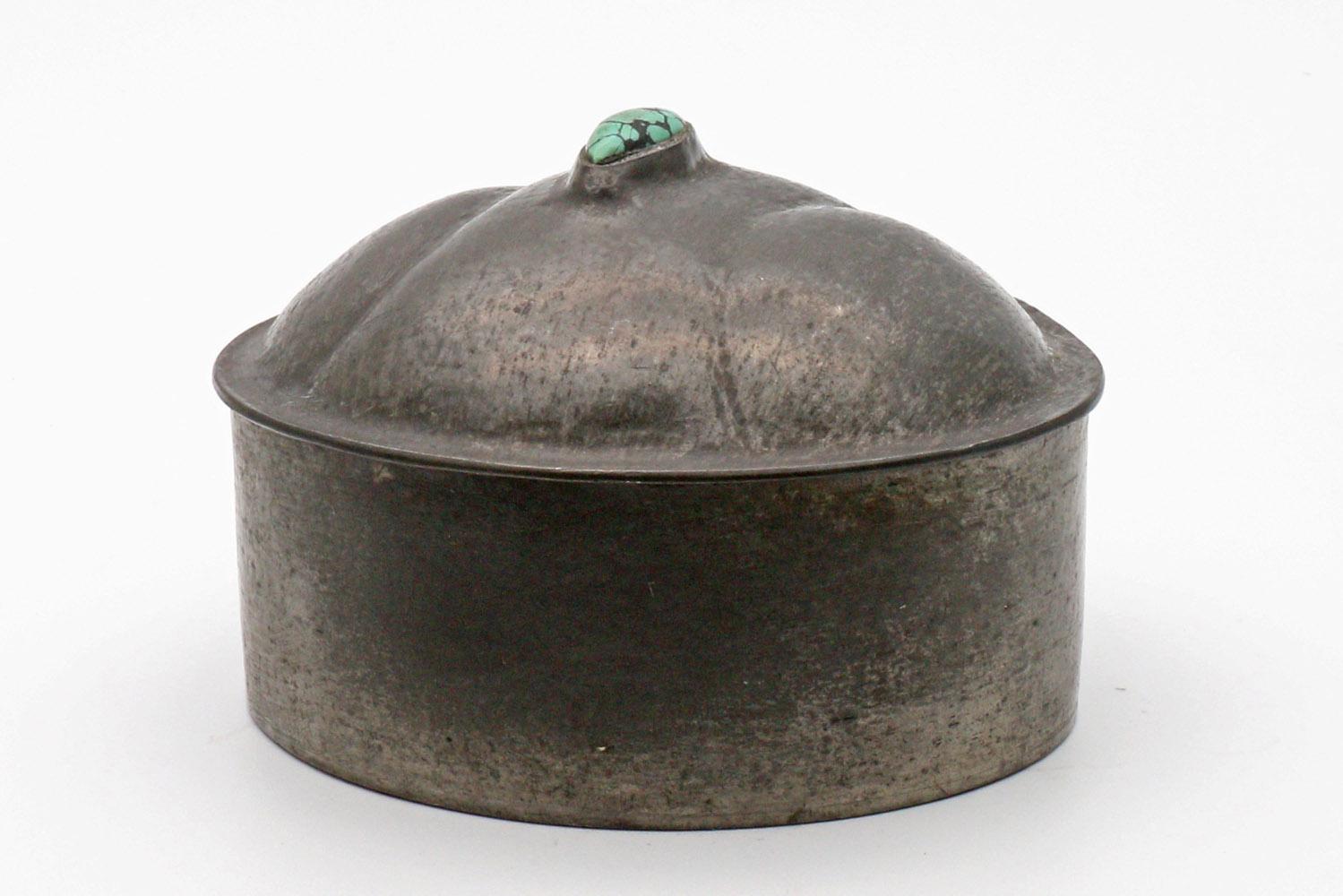 metal: bronze, brass, pewter