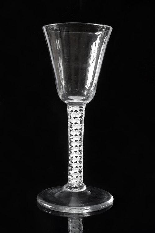 18th Century wine glass