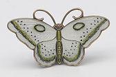 Hroar Prydz butterfly brooch   £175