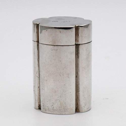 Venetian silver box