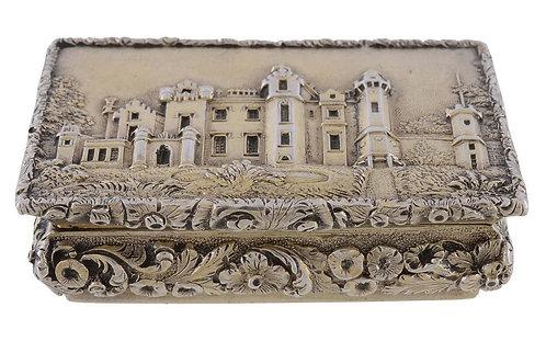 Castle-top vinaigrette by Nathaniel Mills