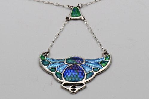 Charles Horner silver pendant