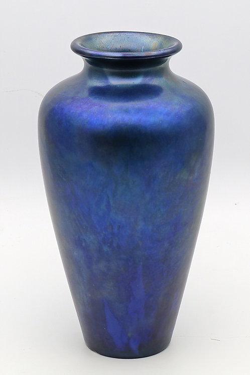 Zsolnay Art Deco eosin vase