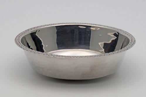 Bruce Russell silver miniature basin