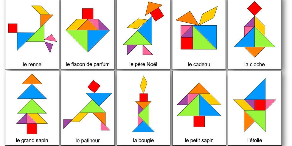 Constuit ton Tangram [ 5 - 11 ans ]