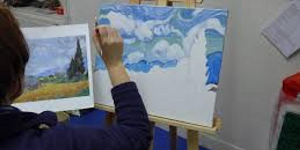 Atelier Peinture (Enfants)