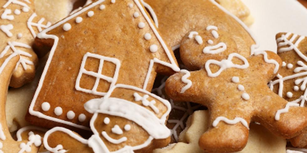 Atelier culinaire créatif entre la St Nicolas et Noël !