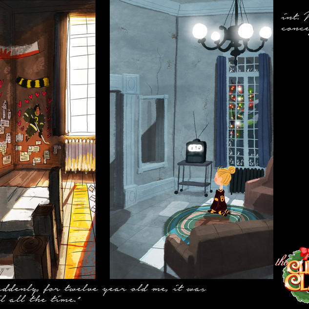 Curse of Clara Pitch Package page 7