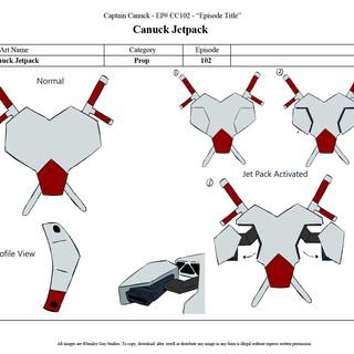 Canuck Jetpack