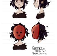 Guttergirl head turn