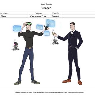 Superbunnies Concept Art