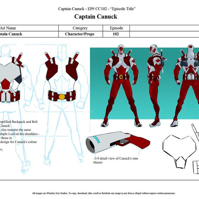 Captain Canuck
