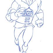 DC Comics' Mr Terrific