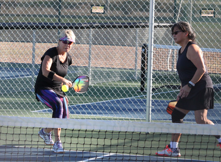 Free Pickleball Play For All