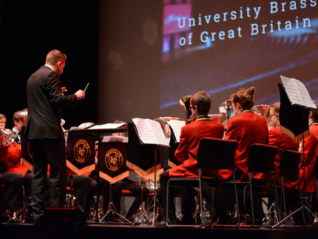 Building Bridges between Youth Groups and University Bands