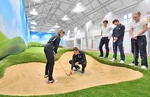 Europe's best Golf academy