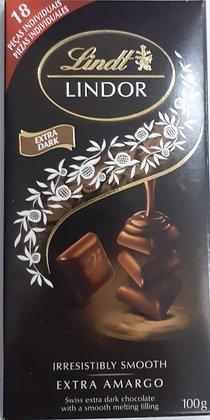 Chocolate Lindt 100g Extra Amargo
