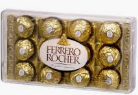 Chocolate Ferrero Rocher 150g com 12 bombons emb acrilica