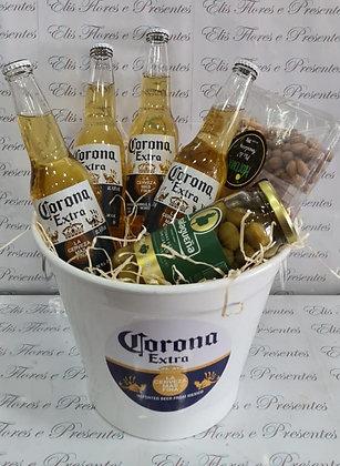 Baldinho de Cerveja Corona (Consulte preço e disponibilidade)