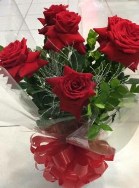 Lindo Buquet de rosas colombianas