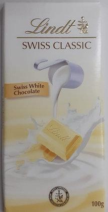 Chocolate Lindt 100g Branco Classic