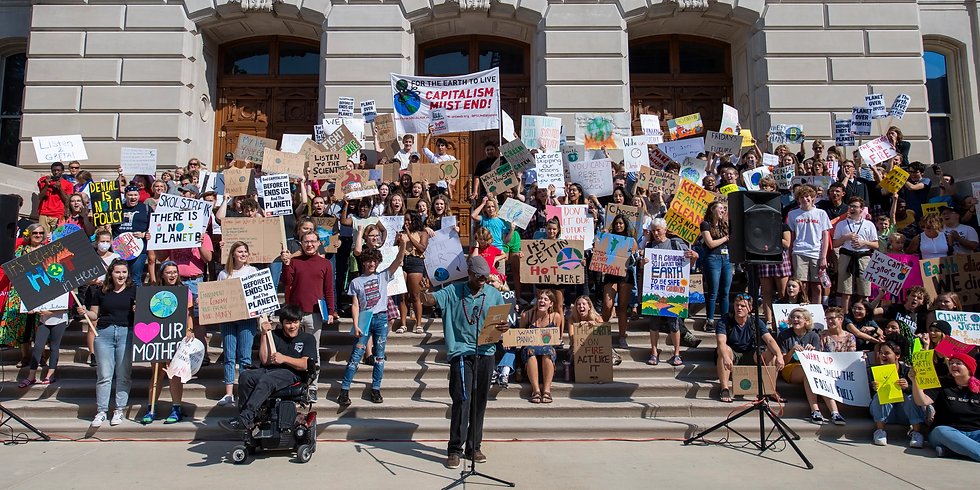 IN-PERSON: March 19 Confront the Climate Emergency