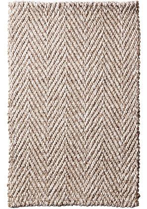 Kashmir Hemp + Wool Rug