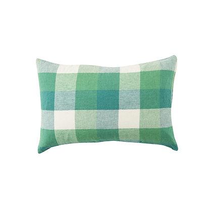 Apple Check Pillowcase