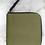 Thumbnail: Zorrow Leather Wallet-Olive
