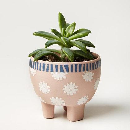 Mini Planter Pink