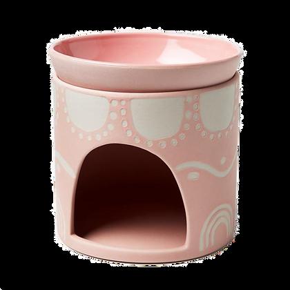 Oil Burner Pink