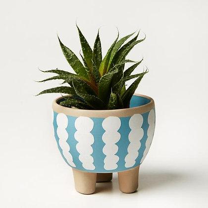 Mini Planter Baby Blue