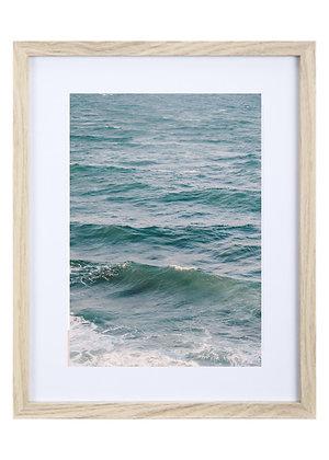 Ocean Four Framed Print