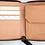 Thumbnail: Zorrow Leather Wallet Tan