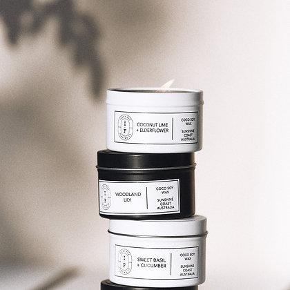 Mini Candle Tin