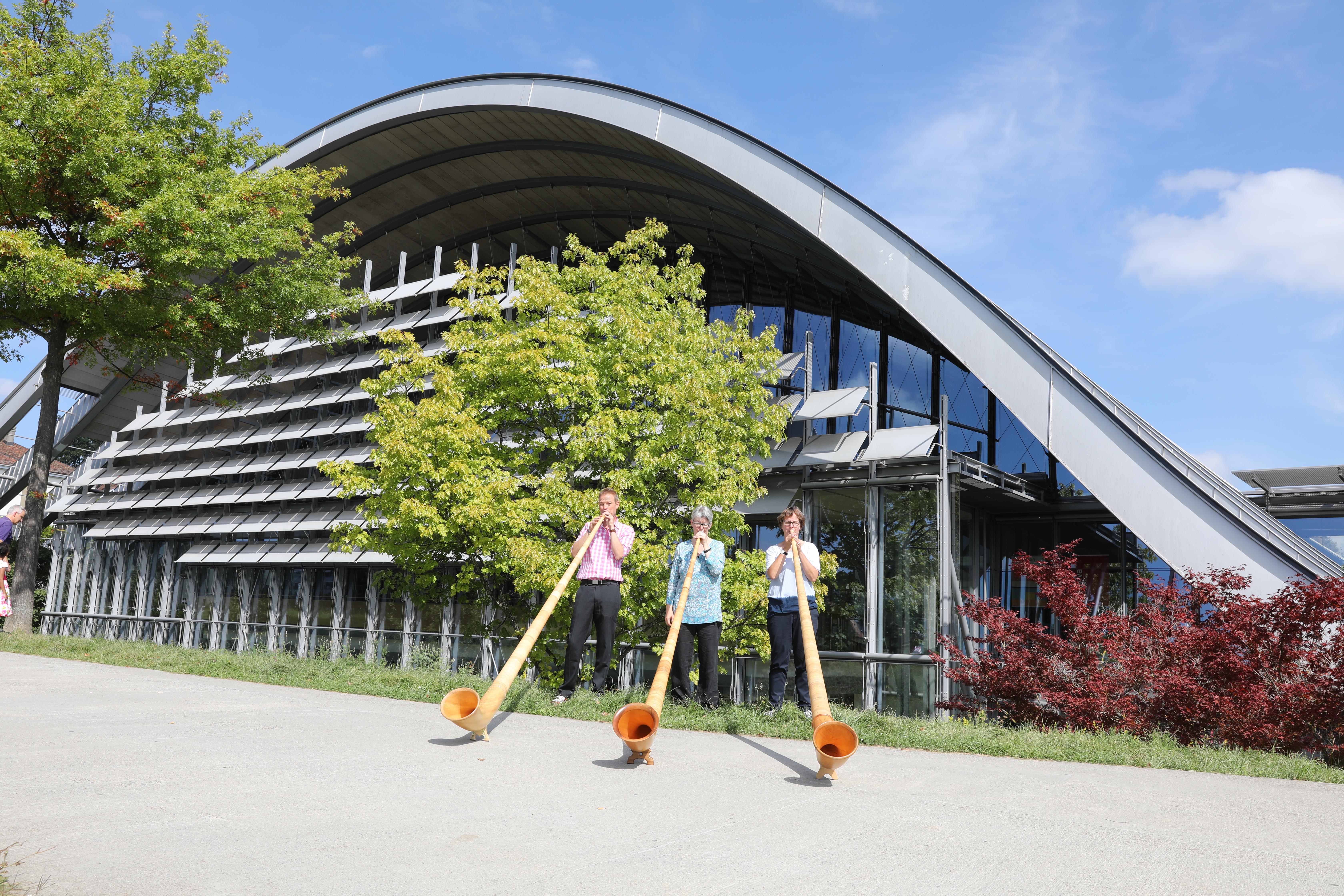 Zentrum Paul Klee in Bern 2018