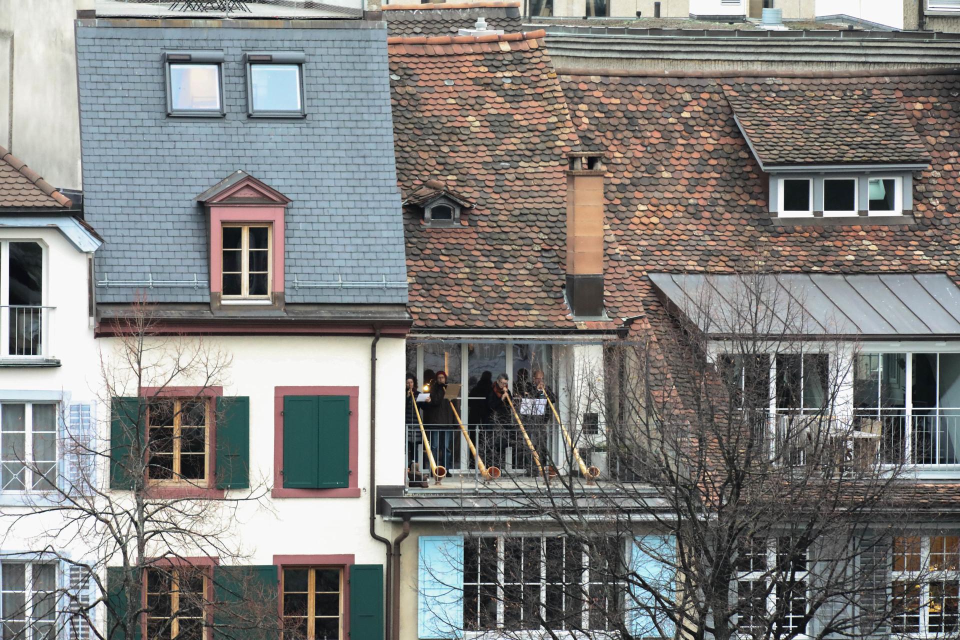 Neujahrskonzert Basel 2019