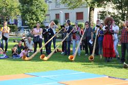 Kulturenfest Dreirosenpark